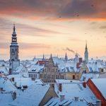Der Zauber des schlesischen Winters in Görlitz