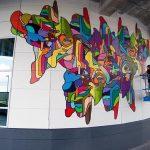 Weltgrößte Indoor-Street-Art-Galerie in Miami