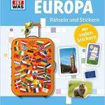 """Europa errätseln: """"Was ist Was"""" Stickerhefte für neugierige Kids – mit Gewinnspiel"""
