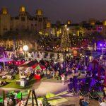 Palmen statt Tannen – Weihnachtszeit in Dubai