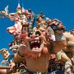Las Fallas in Valencia zum Weltkulturerbe erhoben