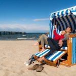 Zwischen Sandstrand und Backsteingotik an der Ostseeküste in Mecklenburg