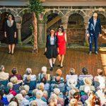Luther im Kreuzgang – traditionelle Festspiele in Feuchtwangen inszenieren den Reformator