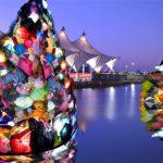 Größtes Lichtkunst-Festival der USA in Baltimore