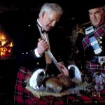 Schottland begeht die traditionelle Burns Night