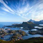 Traumhafte Lofoten –von Svolvær auf die Fløya