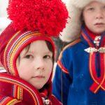 Kultur in der Kälte: Auf dem Jokkmokk-Wintermarkt treffen sich die Sami