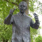 Südafrika feiert Nelson Mandelas 100. Geburtstag