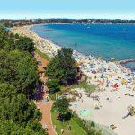 Eckernförder Bucht: Badespaß bis zum Horizont