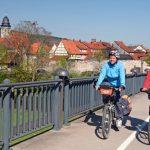 Radspaß vom Weserbergland bis zur Nordsee