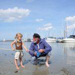Nordseeheilbad Bensersiel: Von Watt bis Wellness