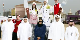 Internationales Food Festival steigt in Doha
