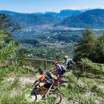 Südtirol: Im Fahrradsattel in den Frühling radeln