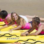 Hinter den Kulissen der berühmten Surf Lifesaver