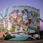 Bunt, beeindruckend, besonders – und nicht zu übersehen: Wandgemälde in Philadelphia