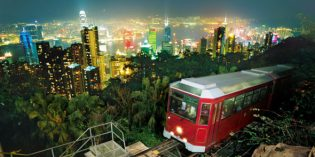 Hongkong: Auf Schusters Rappen durch Old Town