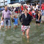 Münster – wo Menschen übers Wasser gehen…