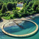 Ein rundes Erlebnis: Unendliche Brücke in Aarhus