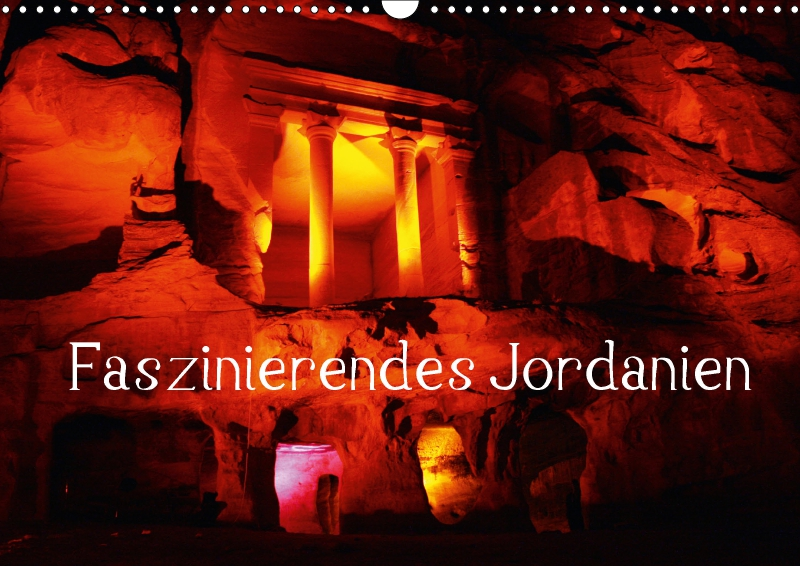 Jordanien Kalender