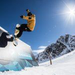 Frühstart in die Skisaison auf Tirols Gletschern