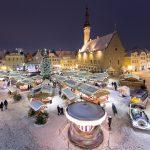 Winterzauber auf Estlands Weihnachtsmärkten
