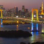Eintauchen in Tokios faszinierende Wasserwelt