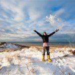 Herrlich entspannter Winter auf den niederländischen Nordseeinseln
