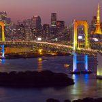 Tokio bei Nacht – eine Metropole erwacht