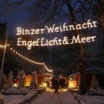 """Weihnachtsmarkt in Binz: """"Engel, Licht und Meer"""""""