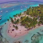 Panama auf, im und unter Wasser