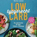 Typgerechte Low Carb Ernährung