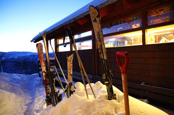 Ohne Frage gilt Skarslia als ein Geheimtipp für alle, die Wintersport abseits der Massen genießen wollen. (Foto Karsten-Thilo Raab)