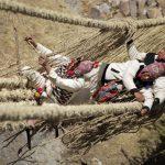 Q'eswachaka – die letzte Hängebrücke der Inka