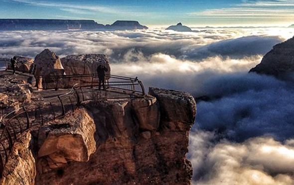 Der Grand Canyon ist ohne Frage der größte besuchermagnet in Arizona - doch es gibt in dem Wüstenstaat noch viele andere Naturphänomene zu entdecken.