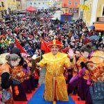Dietfurt: Der Tag, an dem die Oberpfalz seit 90 Jahren Chinesisch tickt