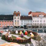 Das größte Osternest der Welt steht in Klagenfurt