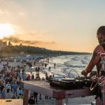Geburtstag in Binz:700-Jahrfeier am Strand
