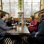Pubs in Belfast: Alt und neu gesellt sich gern