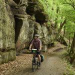 Auf dem Nagoldtalradweg durch den Schwarzwald