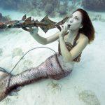 Famoses Unterwasserkonzert vor den Florida Keys