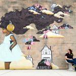 In Texas wird die Kunst auf die Straße geholt