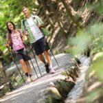 Wandern am Wasser: Waalwege in Schenna