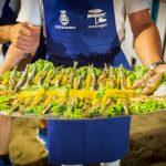 Buntes Fischfest steigt am Strand von Caorle