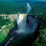 Guyana will auf die touristische Landkarte