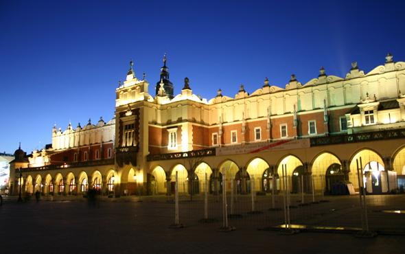Das polnische Krakau wird 2019 Europas Hauptstadt der Gastronomie. (Foto Karsten-Thilo Raab)