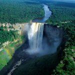 Kaieteur Wasserfälle: Laune der Natur in Guyana
