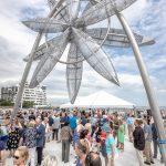 Neue Kunstinstallation begeistert in Virginia Beach