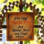 Kramsach – ein Friedhof zum Totlachen