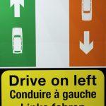 Nicht nur Briten tun es: Rechts lenken, links fahren