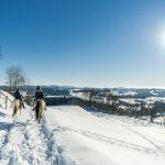 Wintererlebnisse abseits der Piste im Mühlviertel